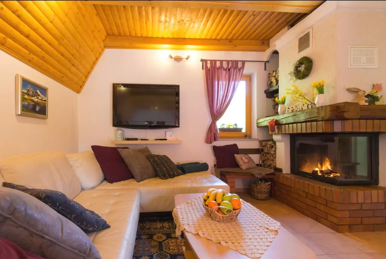 Počitniška hiša z jacuzzijem, Mrkopalj, Gorski Kotar, Hrvaška