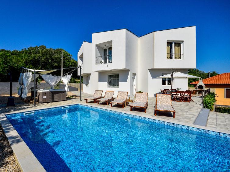 Luksuzna vila s bazenom Krk, Kvarner, Hrvatska