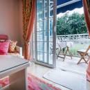 Camera doppia Balcony, Garden view Apartmani Marinero Budva - Apartment Balkon, Pogled na baštu
