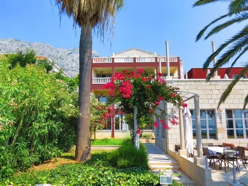 Hotel Indijan, Orebic, Dalmatia, Croatia