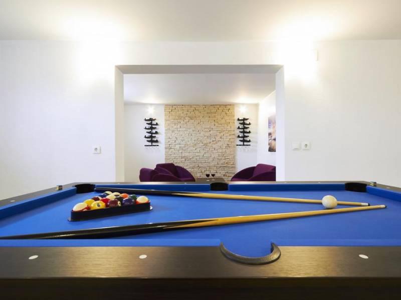 Holiday house with pool in Split, Dalmatia, Croatia