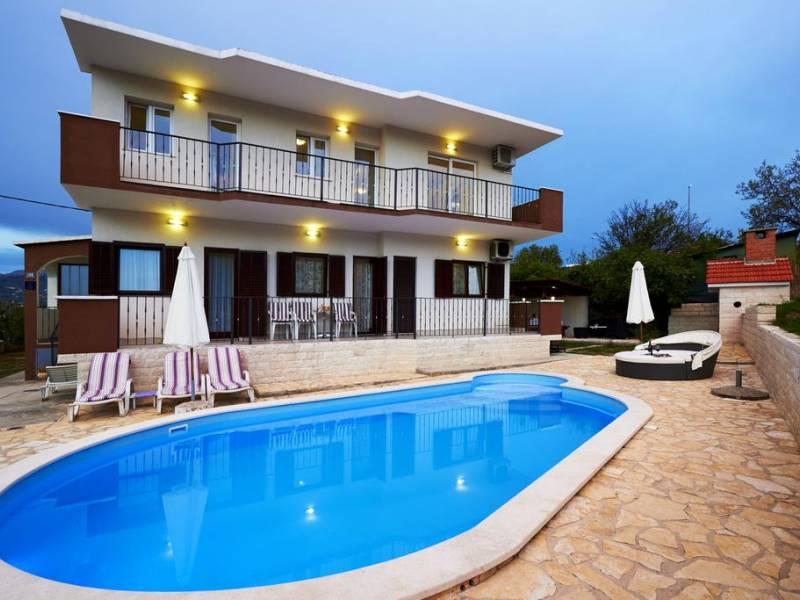 Casa vacanze con piscina a Spalato, Dalmazia, Croazia
