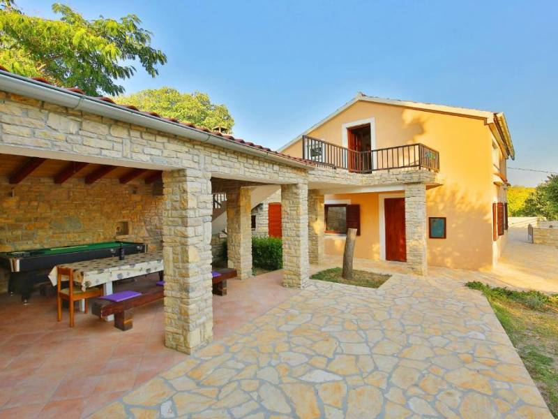 Villa with pool, Ravni Kotari, Zadar, Dalmatia, Croatia