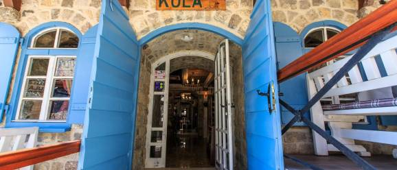 Guest House Kula Bar Montenegro entrance