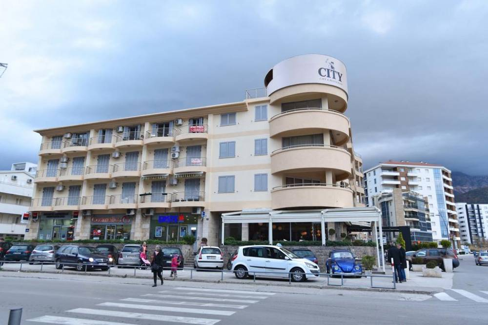 City Place Apartment City Place | Budva | CipaTravel