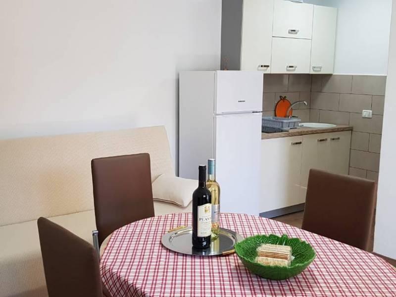 Apartmani 200 m od plaže, blizu Bi Village naselja, Fažana, Istra