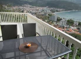 Breathtaking view apartment | Budva |CipaTravel