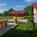 Luxury houses with indoor pool and sauna in Lika, near Plitvice Lakes, Croatia