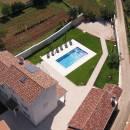 Vila Milic s vlastným bazénom, Barat, Istria