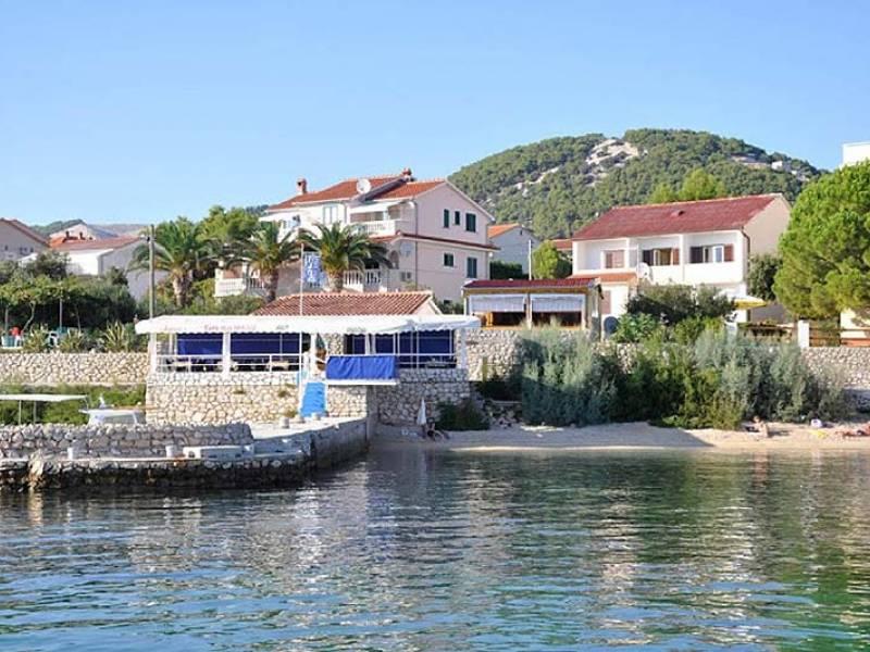 Kuća Štokić, Barbat, otok Rab, Hrvatska