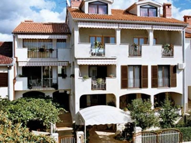 Appartements Fasana, Fazana, Istria, Croatie