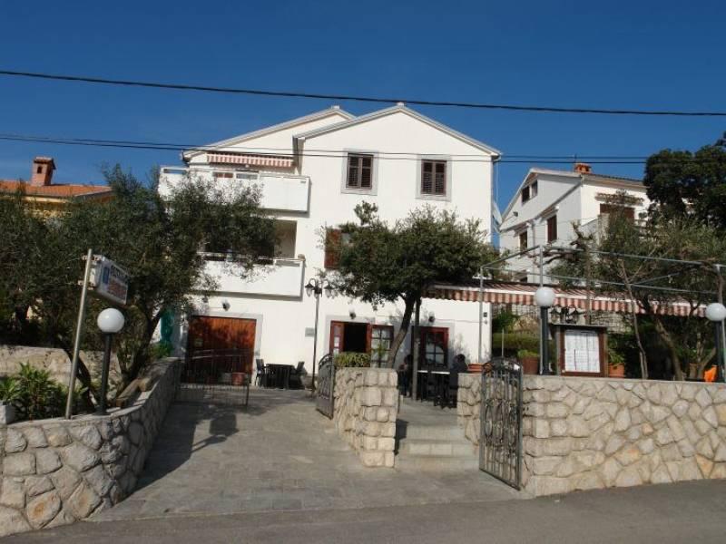Appartements et chambres Klara, Miholascica, lîle Cres, Croatie