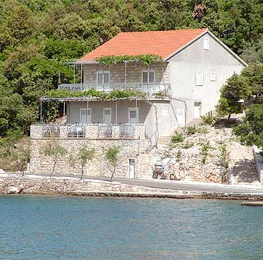 Appartamenti e casa Jelena - Velika Prapratna, Peljesac, Dalmazia, Croazia