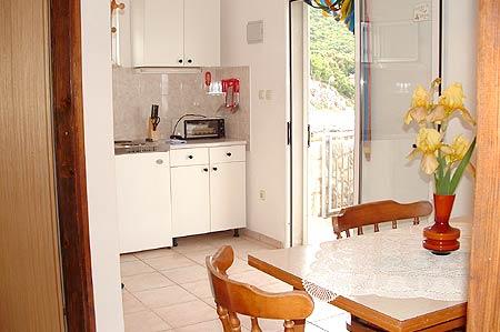 Apartments and house Jelena - Velika Prapratna, Peljesac, Dalmatia, Croatia