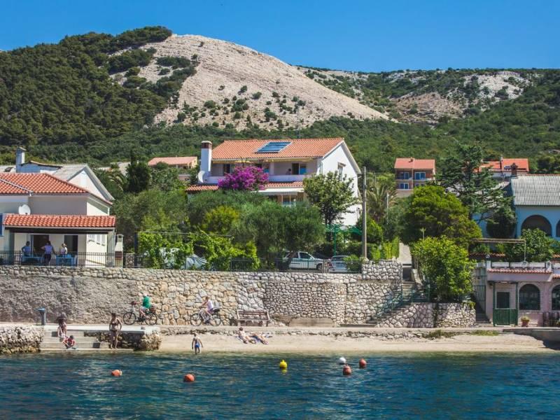 Apartmani Deželjin, Barbat, otok Rab, Hrvatska