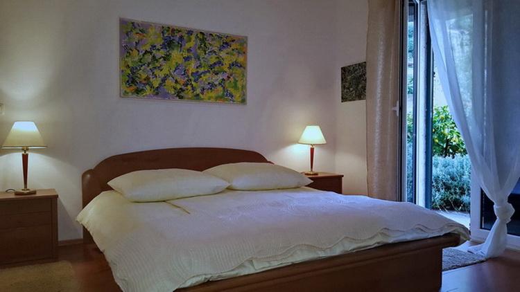 Ferienwohnungen Blanka, Banjol, Insel Rab, Kroatien Schlafzimmer A4