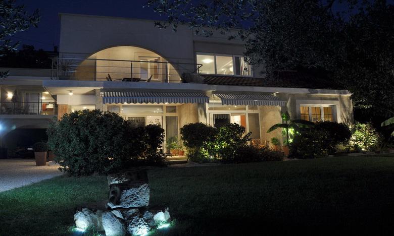 Ferienwohnungen Blanka, Banjol, Insel Rab, Kroatien Das Haus