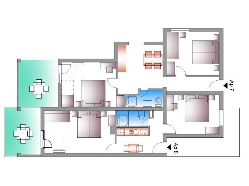 plan appartement 65m2 wir bitten um verstndnis dass