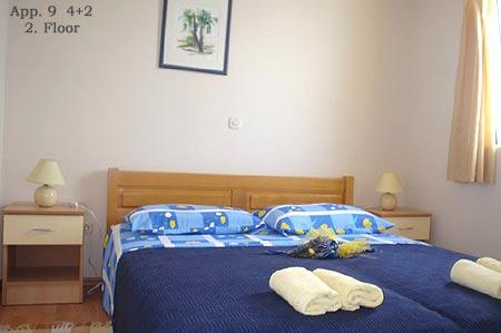 Apartmani Janjina