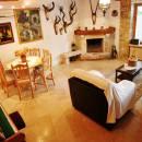 Cottage D Dnevni soba