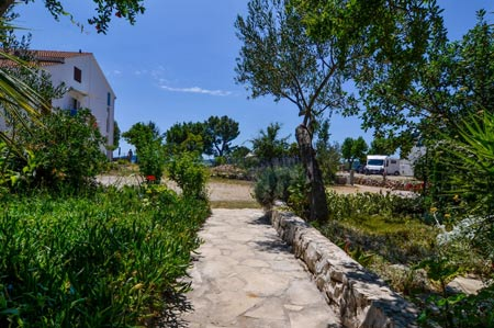 Apartmani Romansa, 30 m from the sea