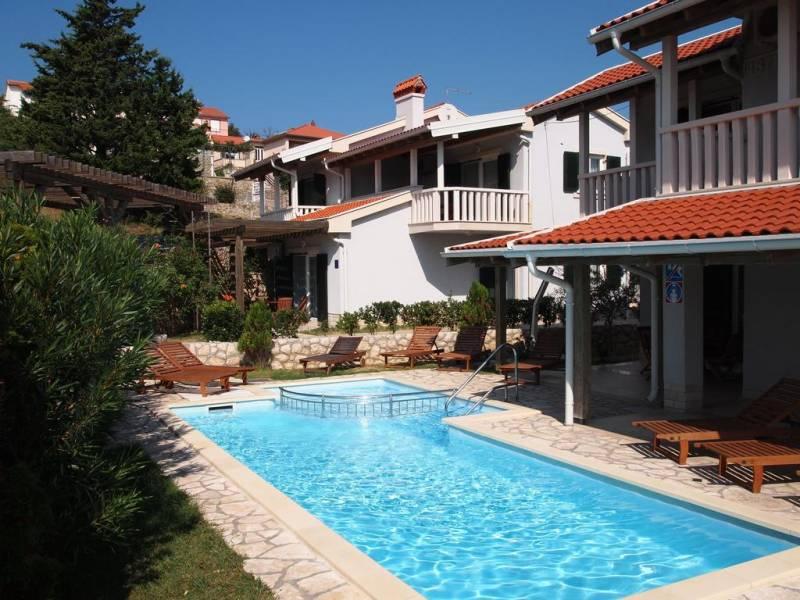 Villa Ivan, Appartamenti, Palit, isola di Rab, Croazia