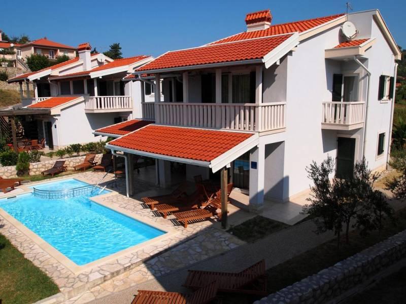 Villa Mihaela, Appartamenti, Palit, isola di Rab, Croazia