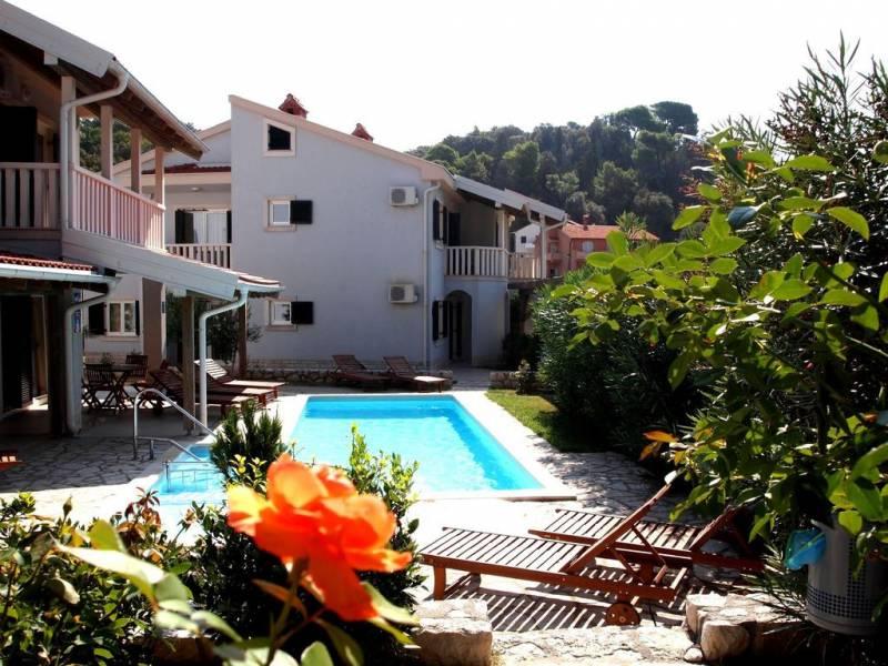Villa Pavica, Appartamenti, Palit, isola di Rab, Croazia
