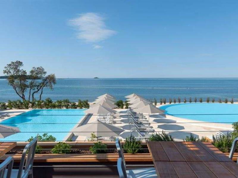 Resort Amarin apartments, Rovinj, Istria, Croatia