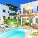 Hiša z bazenom, otok Hvar, Dalmacija, Hrvaška - C