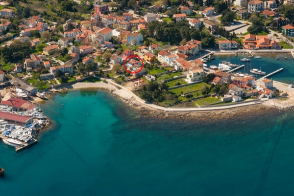 Jabsco Toilet Aanbieding : Vakantiehuis lavanda nerezine losinj island kroatië nerezine