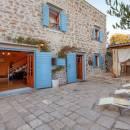 Hiša Milna z bazenom, otok Brač, Dalmacija, Hrvaška