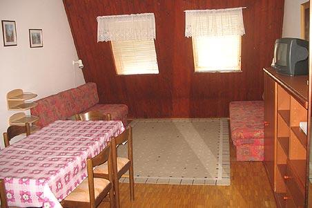 Apartmani Kaninska vas