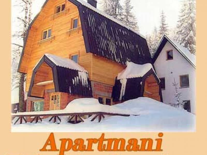 Apartmani Jahorinska zima
