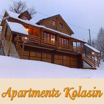 Apartments Kolasin