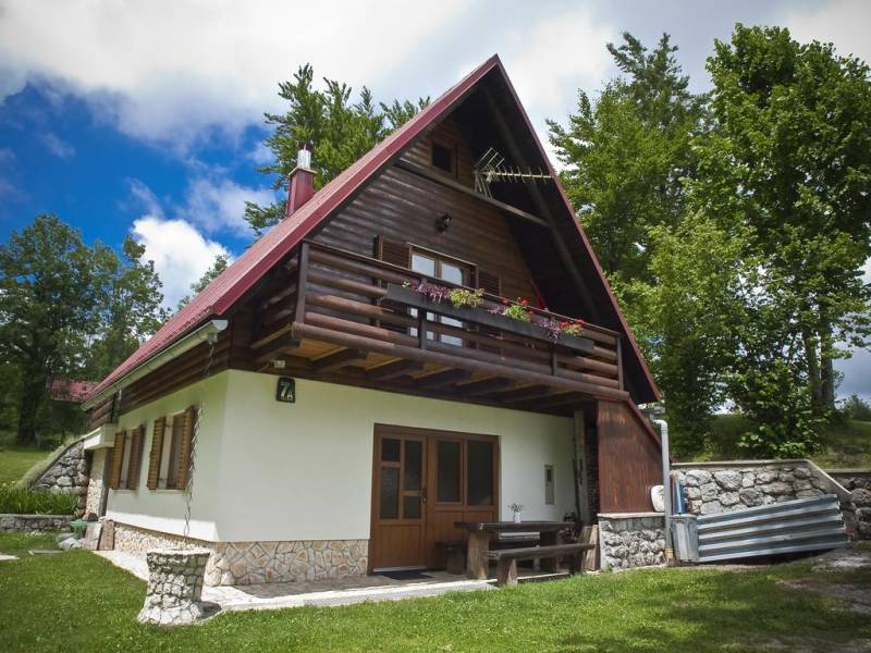 Počitniška hiša Japlenški vrh, Delnice, Gorski Kotar, Hrvaška