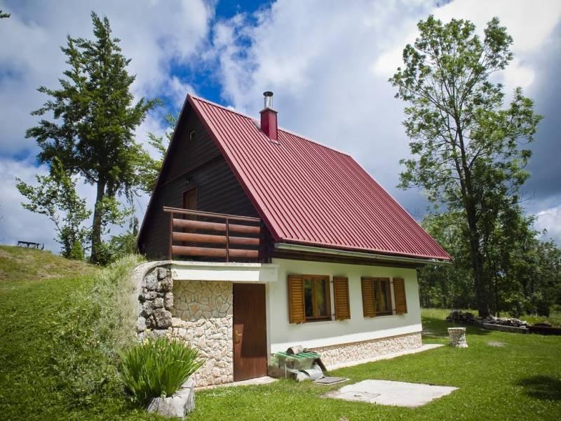 Villa Japlenski vrh, Delnice, Gorski Kotar, Croatie