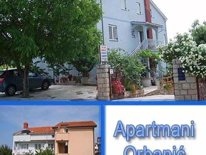 Apartmani Orbanić