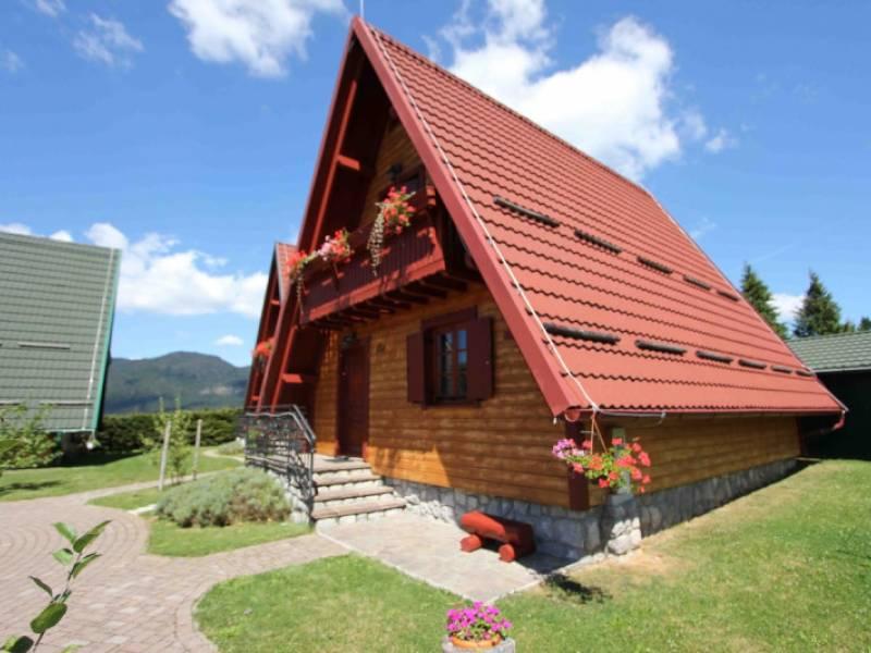 Villa Neva, Crni Lug, Gorski Kotar, Croatie