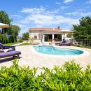 Holiday house with pool in Nedescina, Rabac, Istria, Croatia