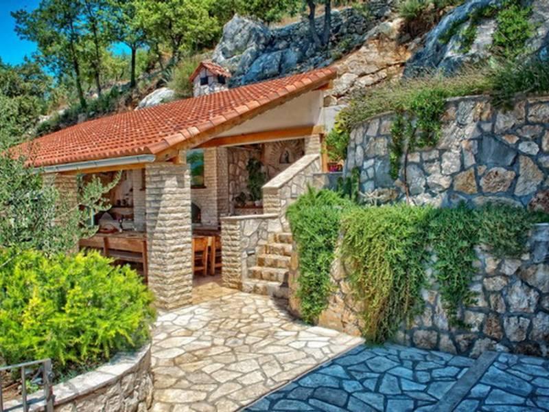 Kuća za odmor sa bazenom Slivno, Dalmacija, Hrvatska