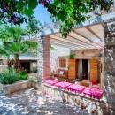 Počitniška hiša Komiza, Otok Vis, Dalmacija, Hrvaška Private garden