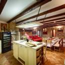 Počitniška hiša Komiza, Otok Vis, Dalmacija, Hrvaška Kitchen - ground floor