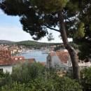 Hiša Milna, otok Brač, Dalmacija, Hrvaška