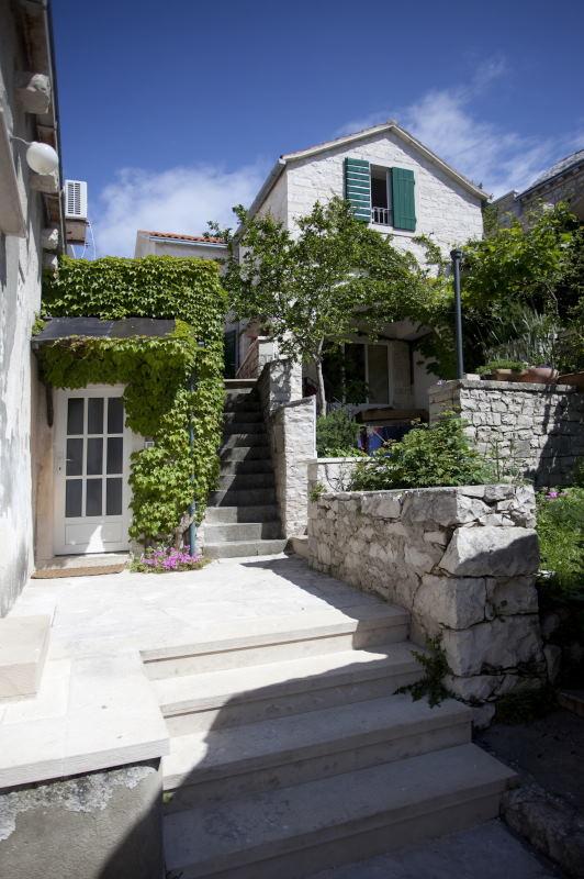 Počitniška hiša Pučišća, otok Brač, Dalmacija, Hrvaška