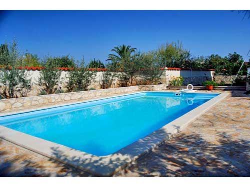 Hiša z bazenom Supetar, otok Brač, Dalmacija, Hrvaška