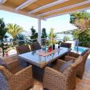 Villa with pool in Trogir direct at the sea, Dalmatia, Croatia