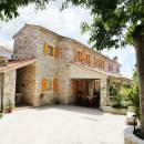 Počitiške hiše s skupnim bazenom, Burići, Kanfanar, Istra, Hrvaška - Cottage V