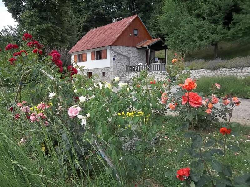 Holiday house Musaluk, Lika, Croatia