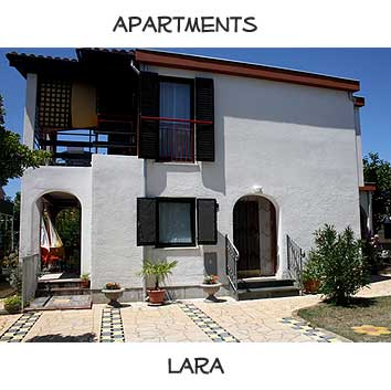 Apartments Lara